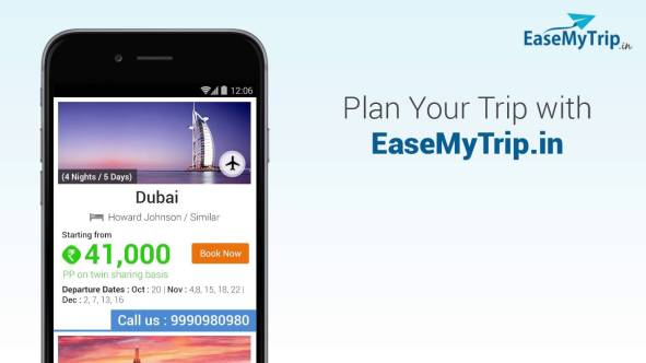 Plan Your Next Trip With EaseMyTrip – Escapade Gals